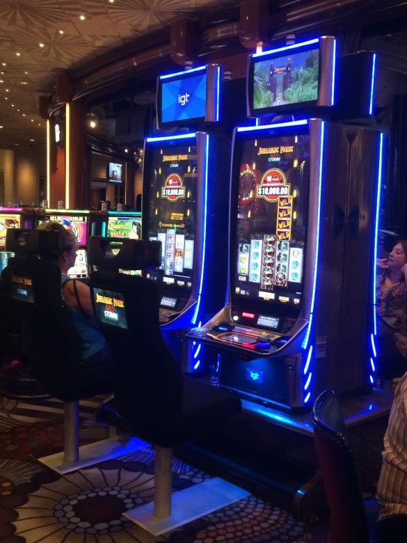 Inside MGM Grand 2