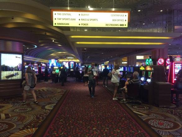 Inside MGM Grand