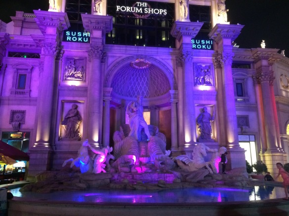 NIGHT-The Forum Shops