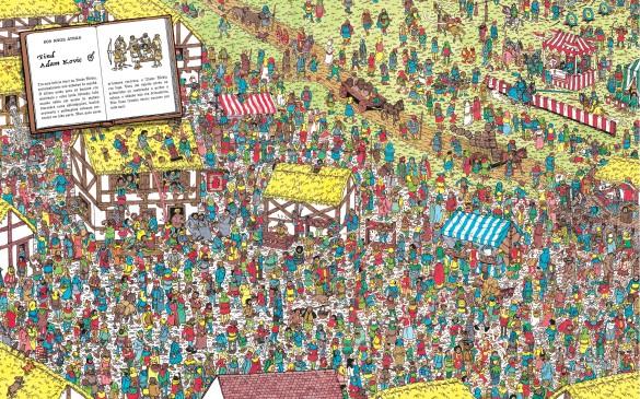 Where's Adam_